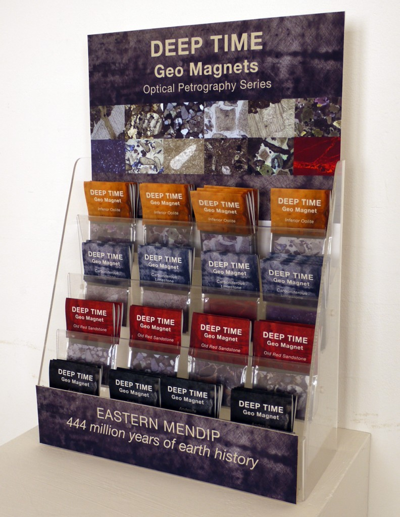 Deep Time Geo Magnets